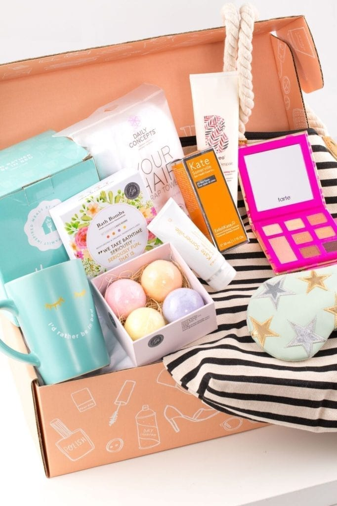 FabFitFun Winter Box Review: Plus Mystery Bundle And Spring Box Thoughts