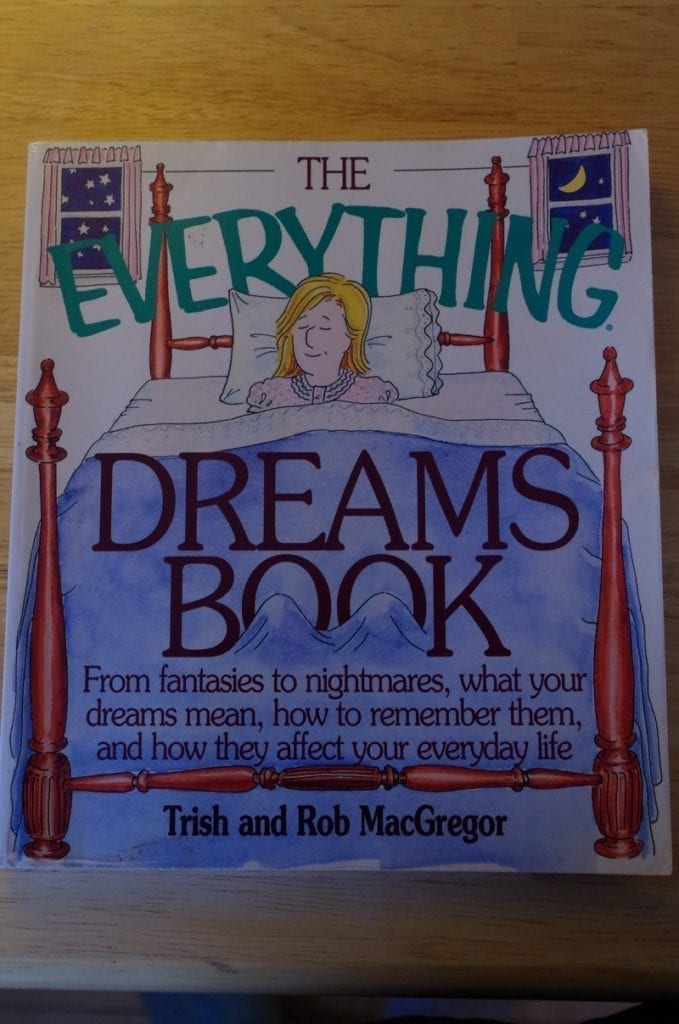 Why I Recommend Keeping A Dream Diary