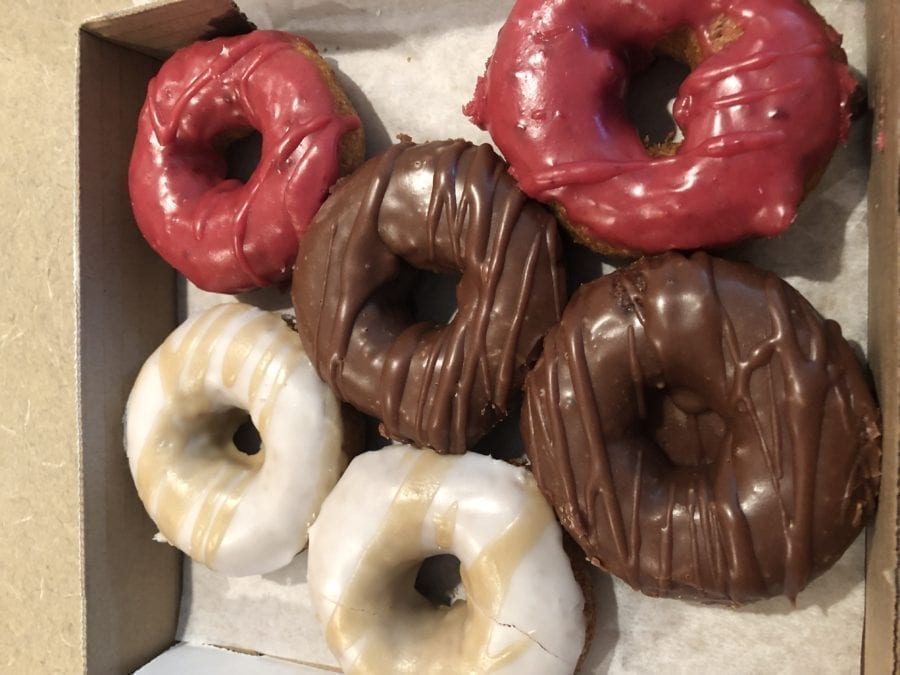 Frickin' Delights Donuts