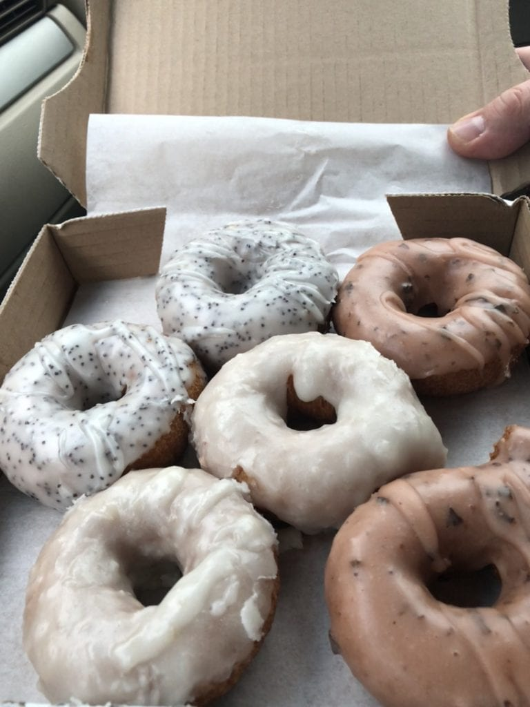 Frickin' Delights Donuts Review