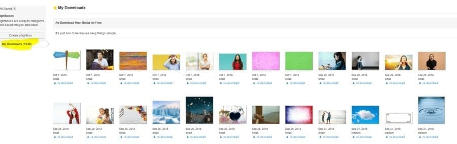 my downloads bigstock
