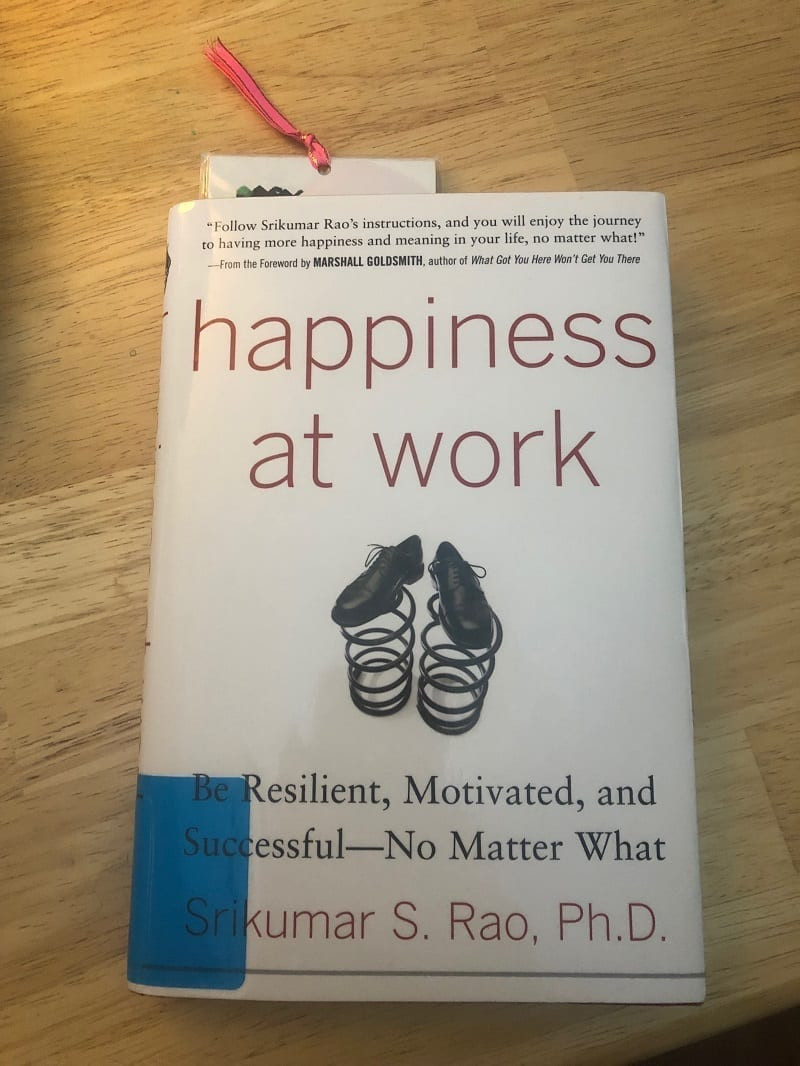 happiness at work reviewed