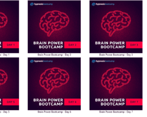 Hypnosis Bootcamp Brain Power