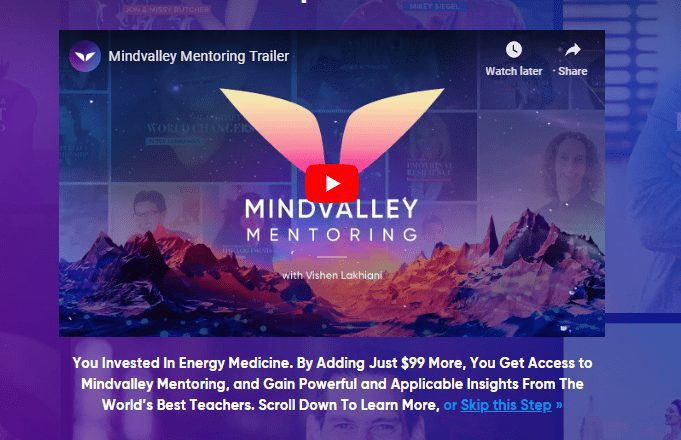 Mindvalley Quest All Access Pass Screenshot Wrong Investment Page