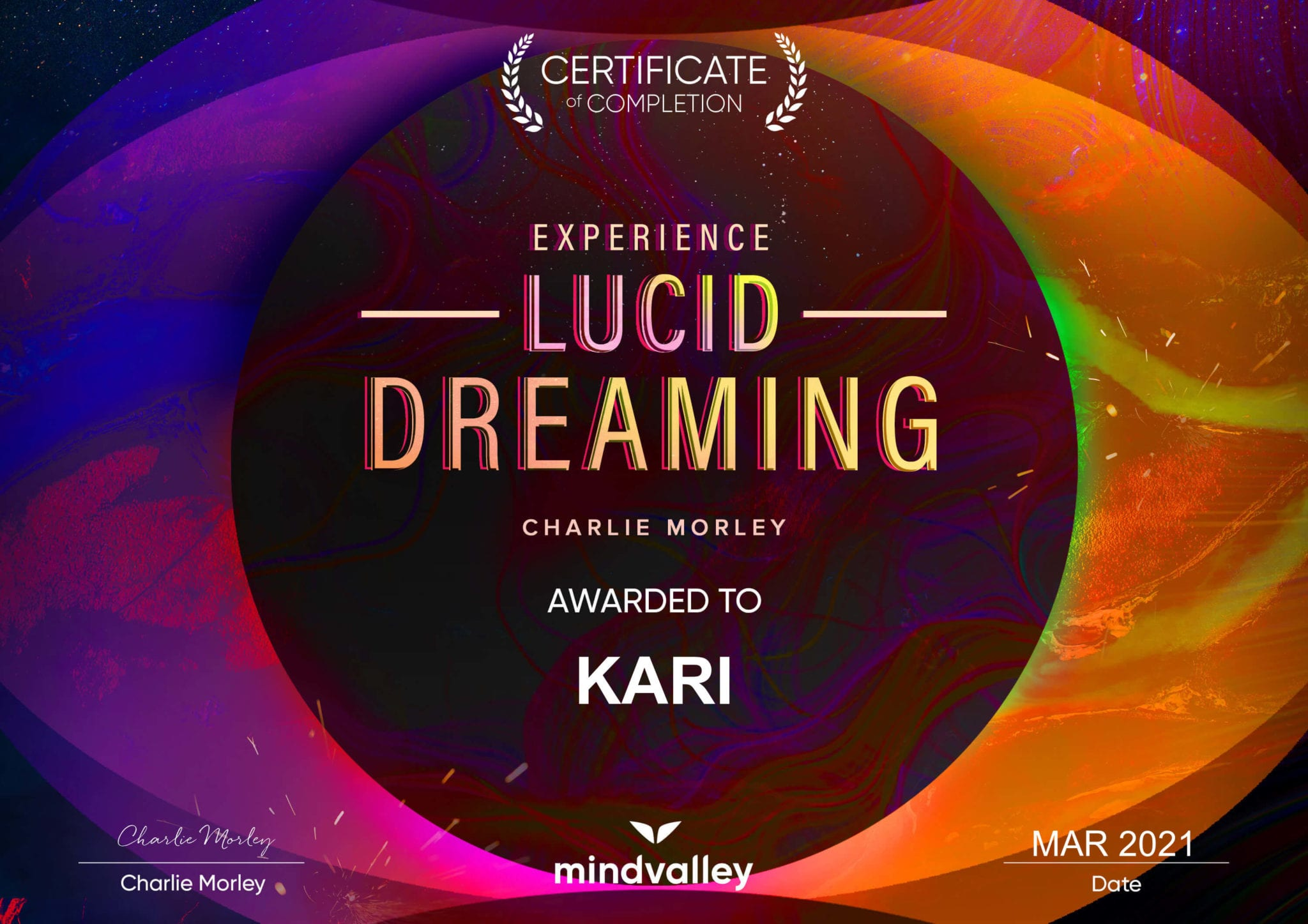 My Review Of The Experience Lucid Dreams Quest By Charlie Morley