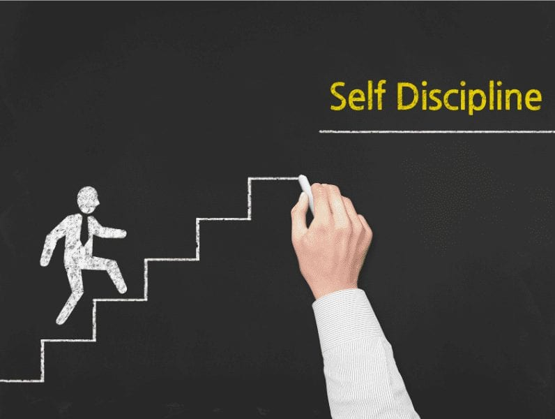 What I'm Doing For Character Month: Self-Discipline