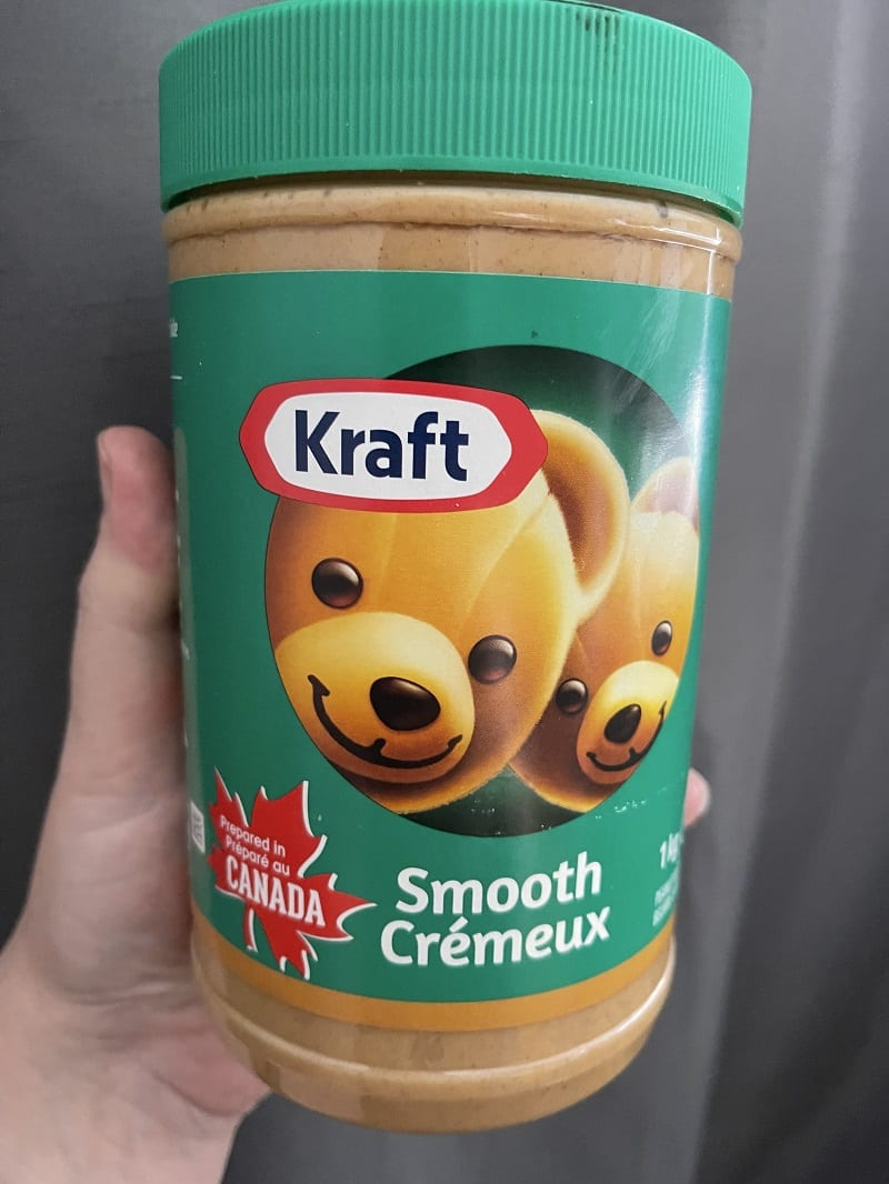 Is Kraft Smooth Peanut Butter's Mono-And-Diglycerides Vegan?